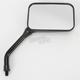 Black Universal Rectangular Mirror - 20-78223