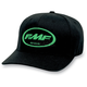 Black/Green Factory Don Hat