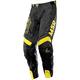 Black/Yellow Scout Metal Mulisha Pants