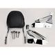 Complete Backrest/Mount Kit with Touring Backrest - 34-4207-01