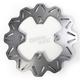 Rear Stainless Vee Brake Rotor - VR4014