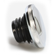 Chrome Screw In Gas Cap - DS-390136