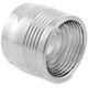 Chrome Elite Merc End Cap for Rinehart 4 in. Mufflers - 02042015MRCCH