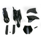 Black Full Replacement Plastic Kit - 2320850001