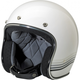 White/Silver Bonanza LE Spectrum Helmet