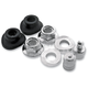 Rim Lock and Valve Stem Seals Set - 2007-RVS