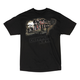 Deface Black T-Shirt