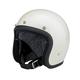 Gloss Vintage White Bonanza Helmet