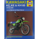 Kawasaki Dirtbike Repair Manual - 1371