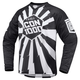 Black/White Jackknife Jersey