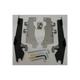 Batwing Black Trigger Lock Hardware - MEK1910