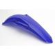 YZ Blue Rear Fender - 2040500003