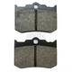 Organic Kevlar® Brake Pads for Custom Calipers - 1720-0208