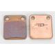 XCR Sintered Metal Brake Pads - M107-S47