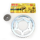 X-Ring Chain and Sprocket Kit - 530 Conversion - DKY-003