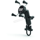 Ram Handlebar Rail Mount W/ U-Bolt Base & Universal X-Grip Cell Phone Holder - RAM-B-149Z-UN7