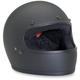 Flat Black Gringo Helmet