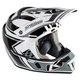 Black/Gray/White F4 Legacy Helmet
