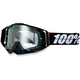 Racing Tuxedo Racecraft Goggles w/Clear Lens - 50100-043-02