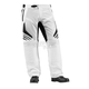 White Compound Overpant