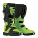 Black/Fluorescent Green Blitz Boots
