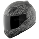 Grey/Black United By Speed SS1200 Helmet