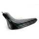 Diamond Stitch Bare Bones Solo Seat - LXE-007 DM