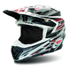 Red Moto-9 Legacy Helmet - Convertible To Snow