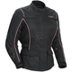 Womens Motive Black/Pink Jacket