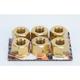 Gold Sprocket Nut - DSNGD