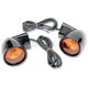 Front Bullet-Style Turn Signals w/ Amber Lens - 2020-0567