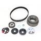 11mm 1 1/2in. Belt Drive Kit for Kick Start Spline Shaft Models 55-64 - 47-31SK-2