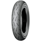 Front TT93GP 100/90J/12 Blackwall Tire - 32TT-17