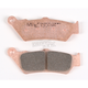 Double-H Sintered Metal Brake Pads - FA209/2HH