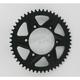 Black Aluminum Rear Sprocket - 438K-50