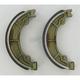 Sintered Metal Brake Shoes - 1723-0140