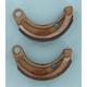 Sintered Metal Brake Shoes - 1723-0139
