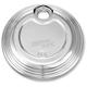 Chrome Merc Style Fuel Door - 0200-2005MRC-CH