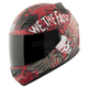 Red/Black We The Fast SS1200 Helmet