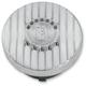 Chrome Grill LED Fuel Gauge - 02102025GRLCH
