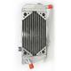 Left X-Braced Aluminum Radiator - MMDBCRF450R09LX