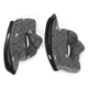 Gray Cheek Pads for CL-X7 Helmets