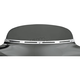 Batwing Polished Stainless Steel Fairing Trim - MEM0911