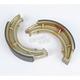 Sintered Metal Brake Shoes - M9187