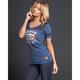 Womens Oil Change T-Shirt