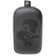 T-Hat Skull w/Phantom Gel Ghoul Pillion Pad - SE303VTHSB