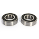 Rear Wheel Bearing and Seal Kit non ABS - PWRWS-HD04-000