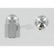 Chrome Plated Valve Stem Caps - 704-80-62004