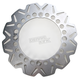 Front Stainless CX Extreme Vee Brake Rotor - MD6010CX