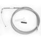Alternative Length Stainless Steel Throttle Cable for Custom Height/Width Handlebars - 0651-0703